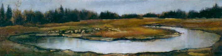 Fish Creek, Anchorage, 2001
