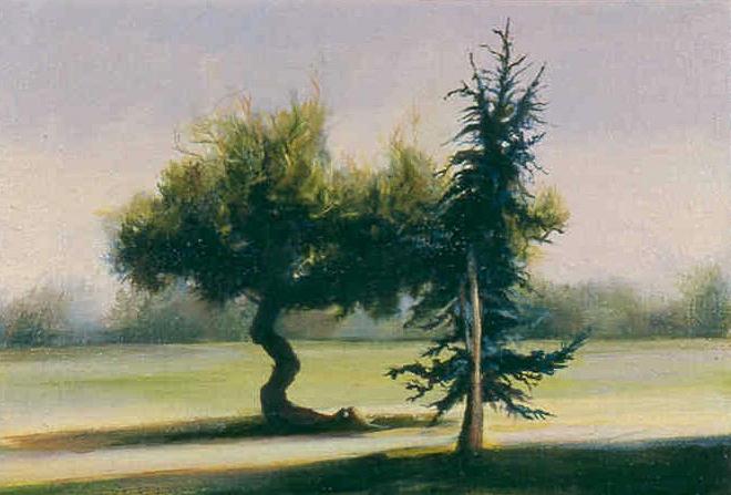 Park, Claremont, 2001