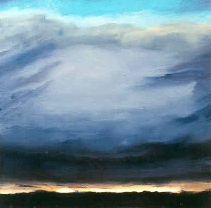 Skyscape (Wyoming), 1999