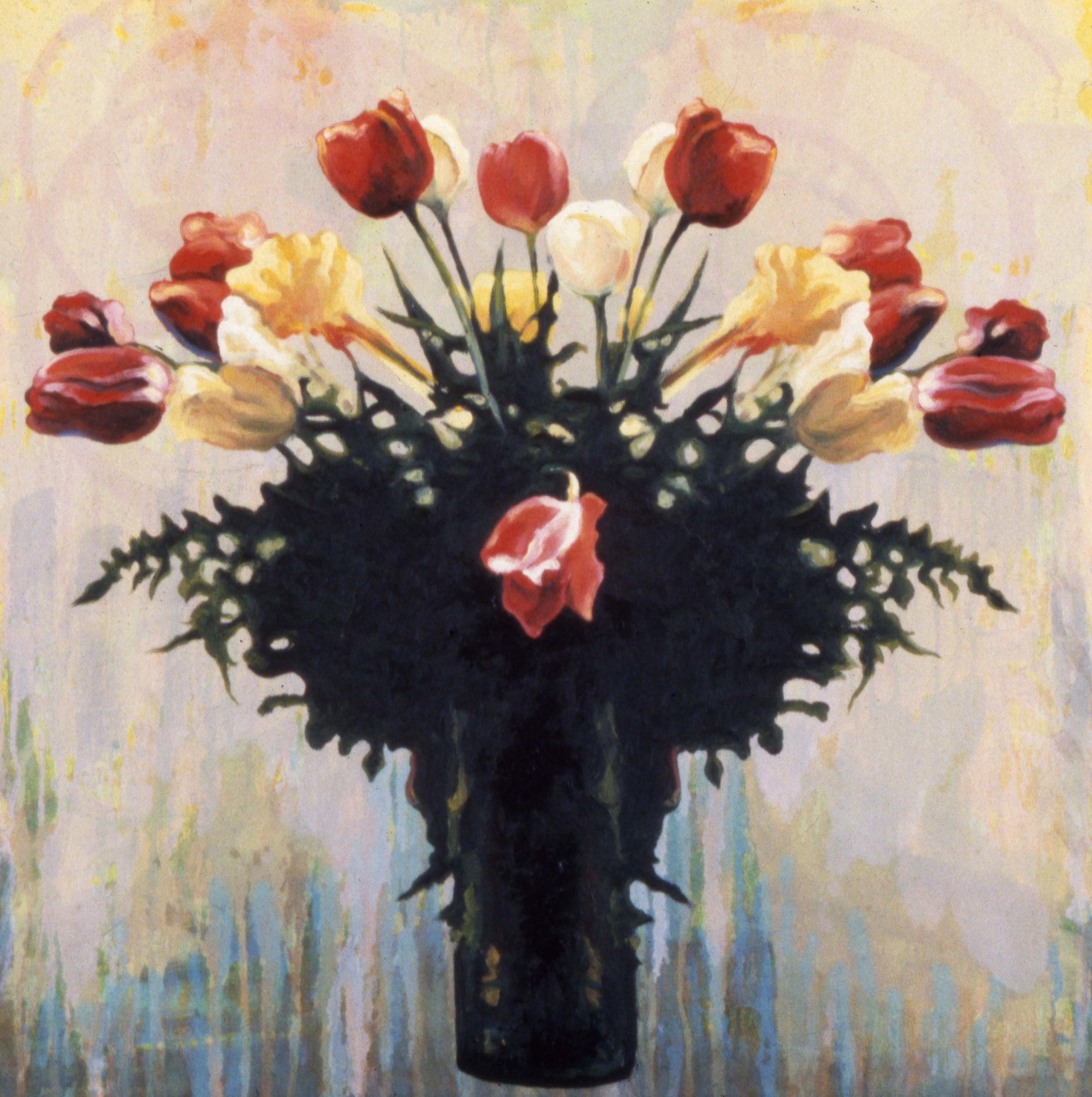 natural/History VI, Vase, 1991
