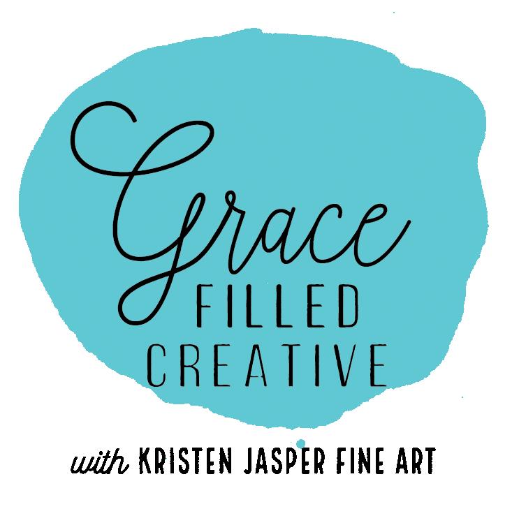 Grace filled Creative logo
