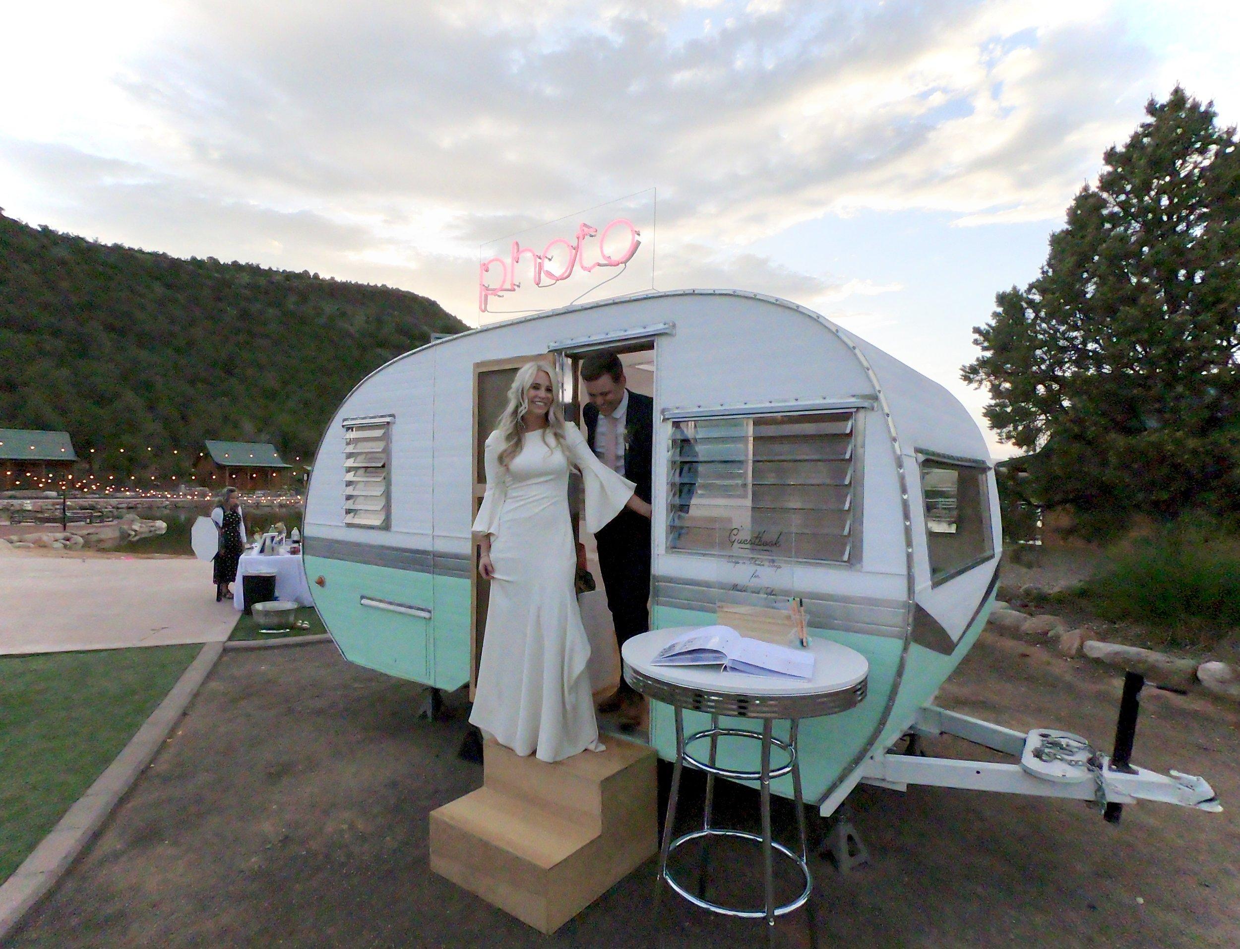 utah wedding photo booth rental
