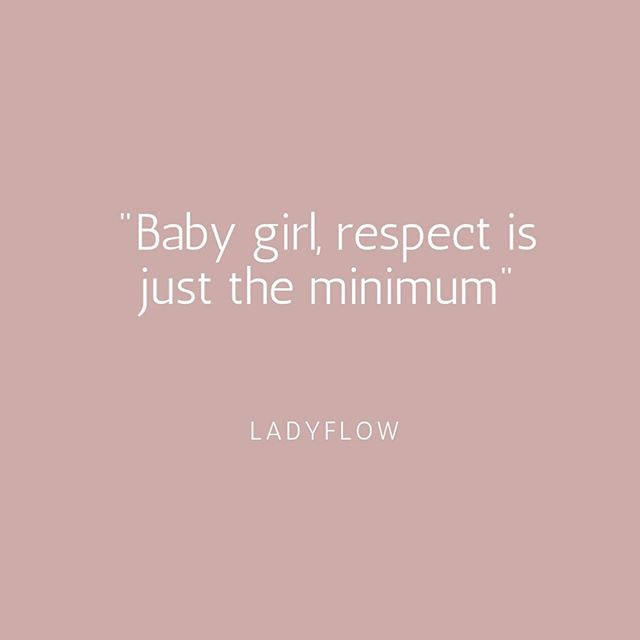 Hiii ladies! ✨Self-care tip #4: Make respect a major priority. Respect for yourself and from others. It's the basics and the foundation. It's the minimum! ✌️Thank you Lauryn Hill for this one!