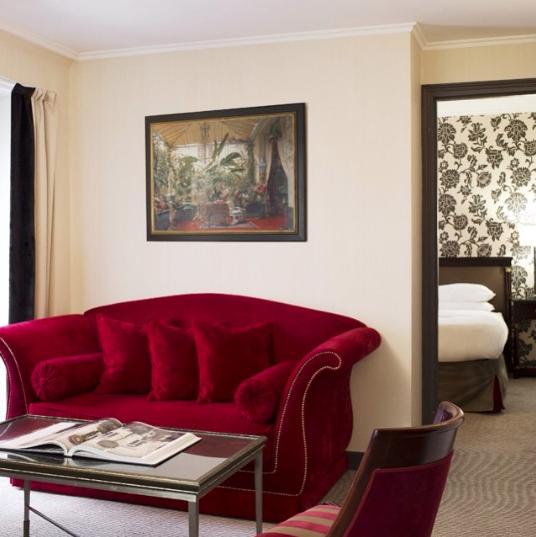 Hotel du Louvre Suite