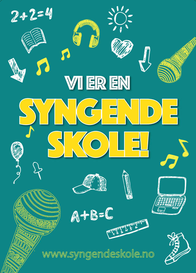 Plakat (bokmål) - Kr. 45,-