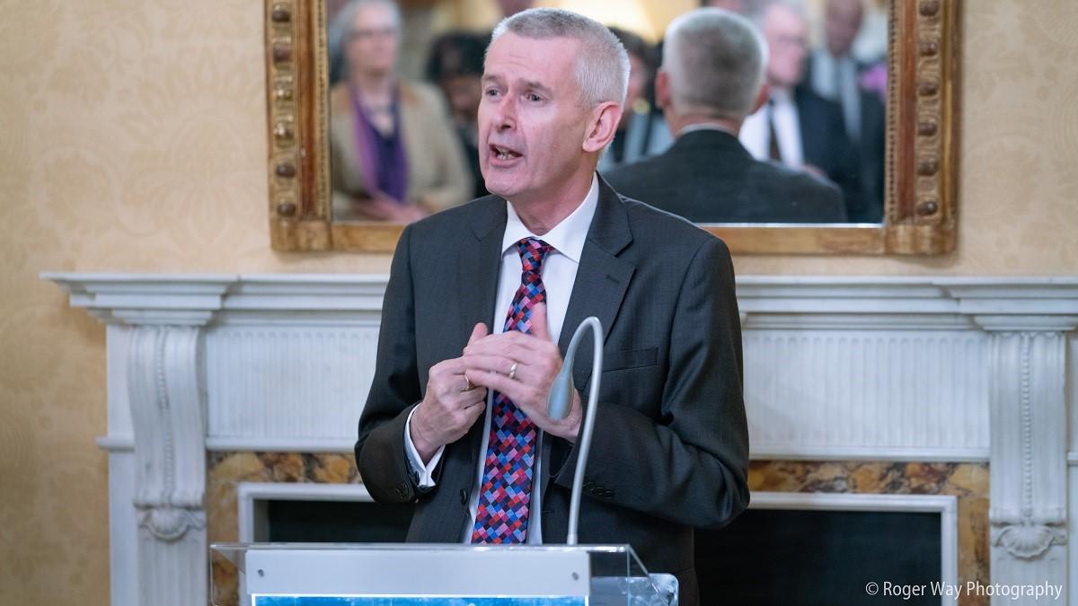 Ambassador Adrian O'Neill
