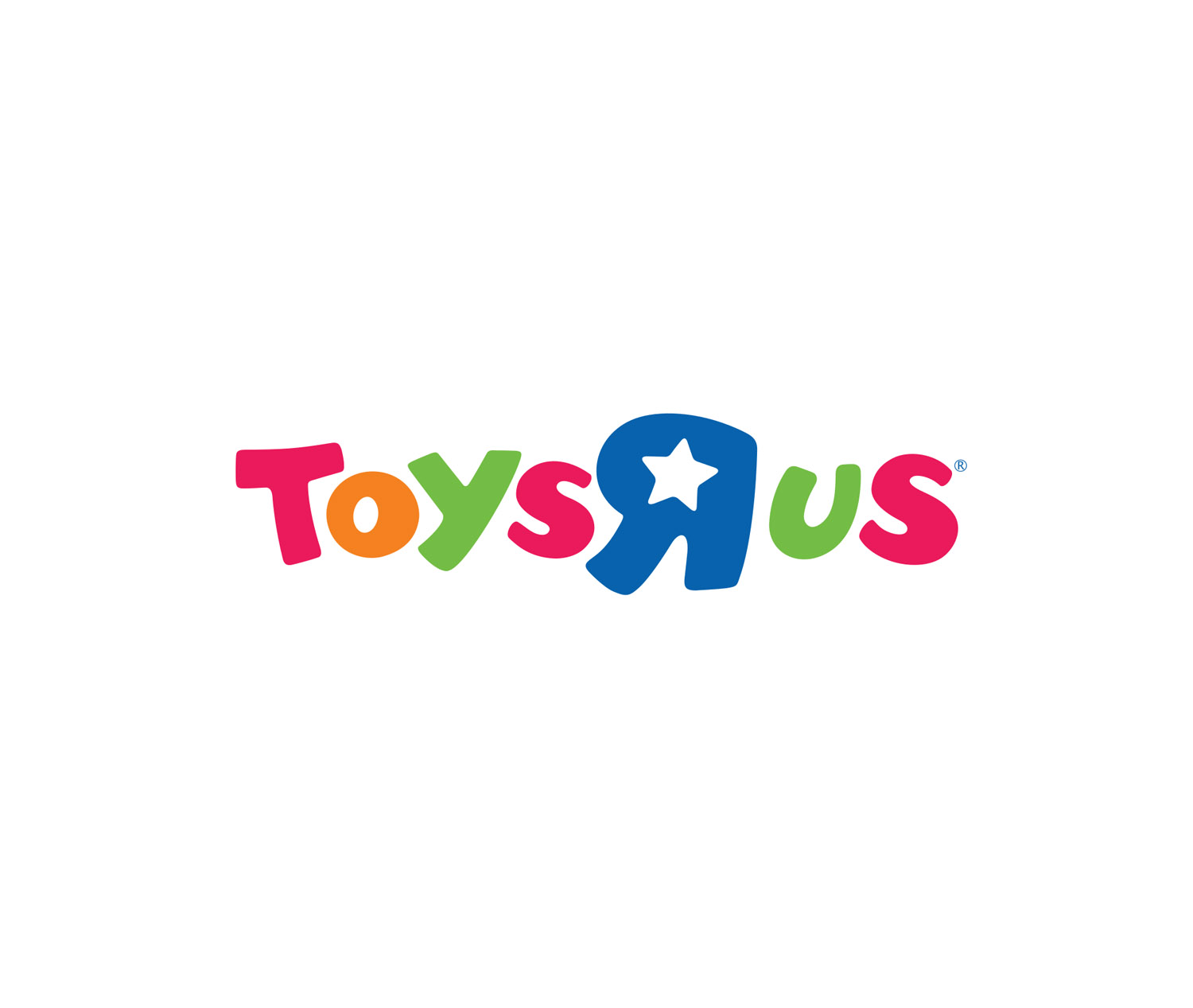 Think Toys R Us.