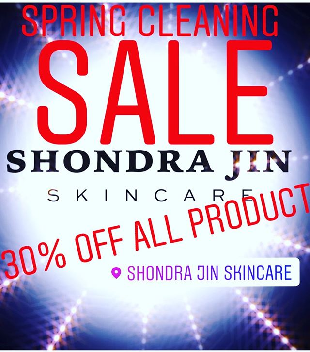 Call ahead to drop by or schedule a free consult, ALL PRODUCT is 30% OFF!!! Not sure how long this is going to last, so contact me ASAP to reserve your favorites, first come first serve!💃🏻💃🏻💃🏻💃🏻 #shondrajinskincare #freeportmaine #sale #springcleaning