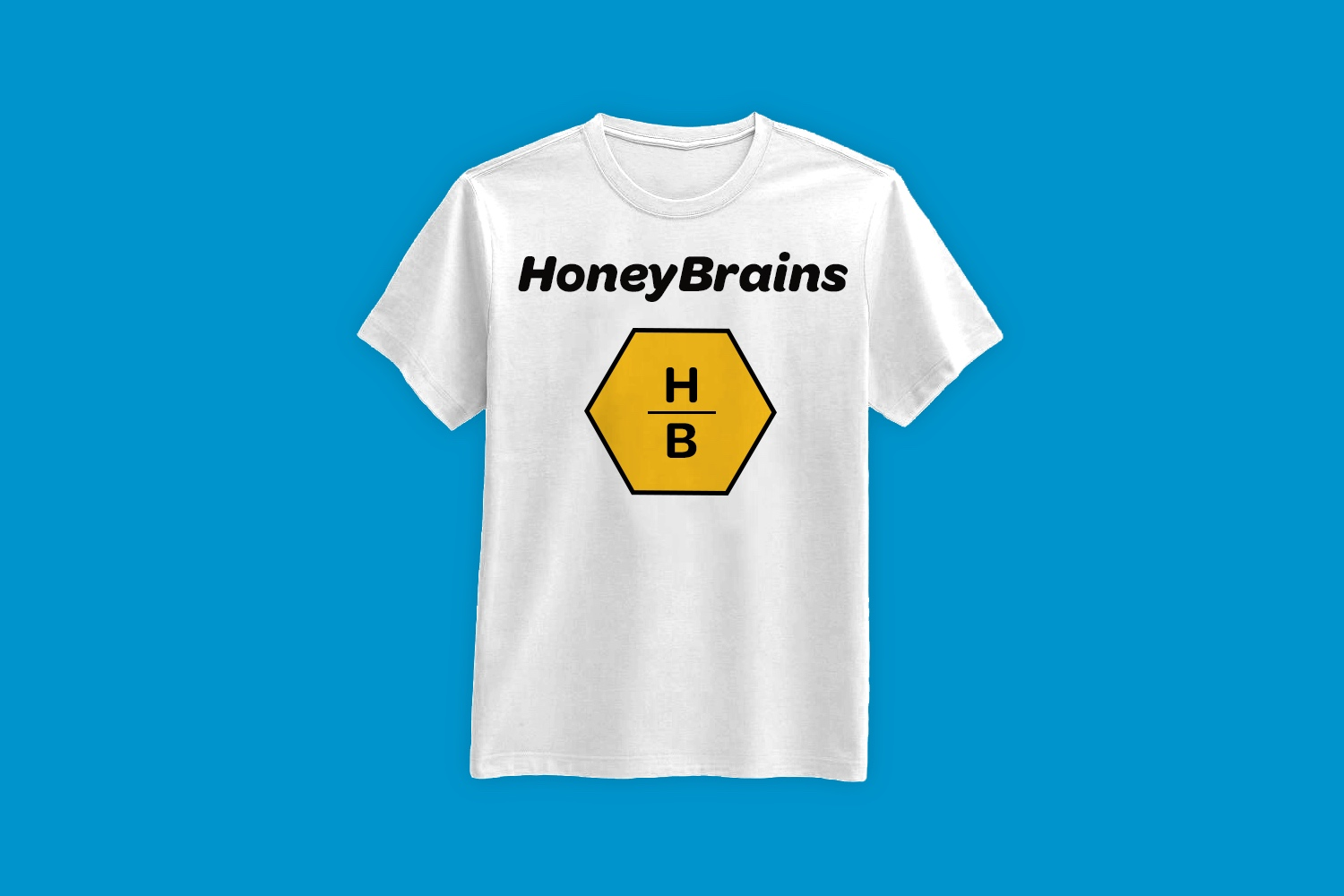 HoneyBrains T-Shirt Design.jpg