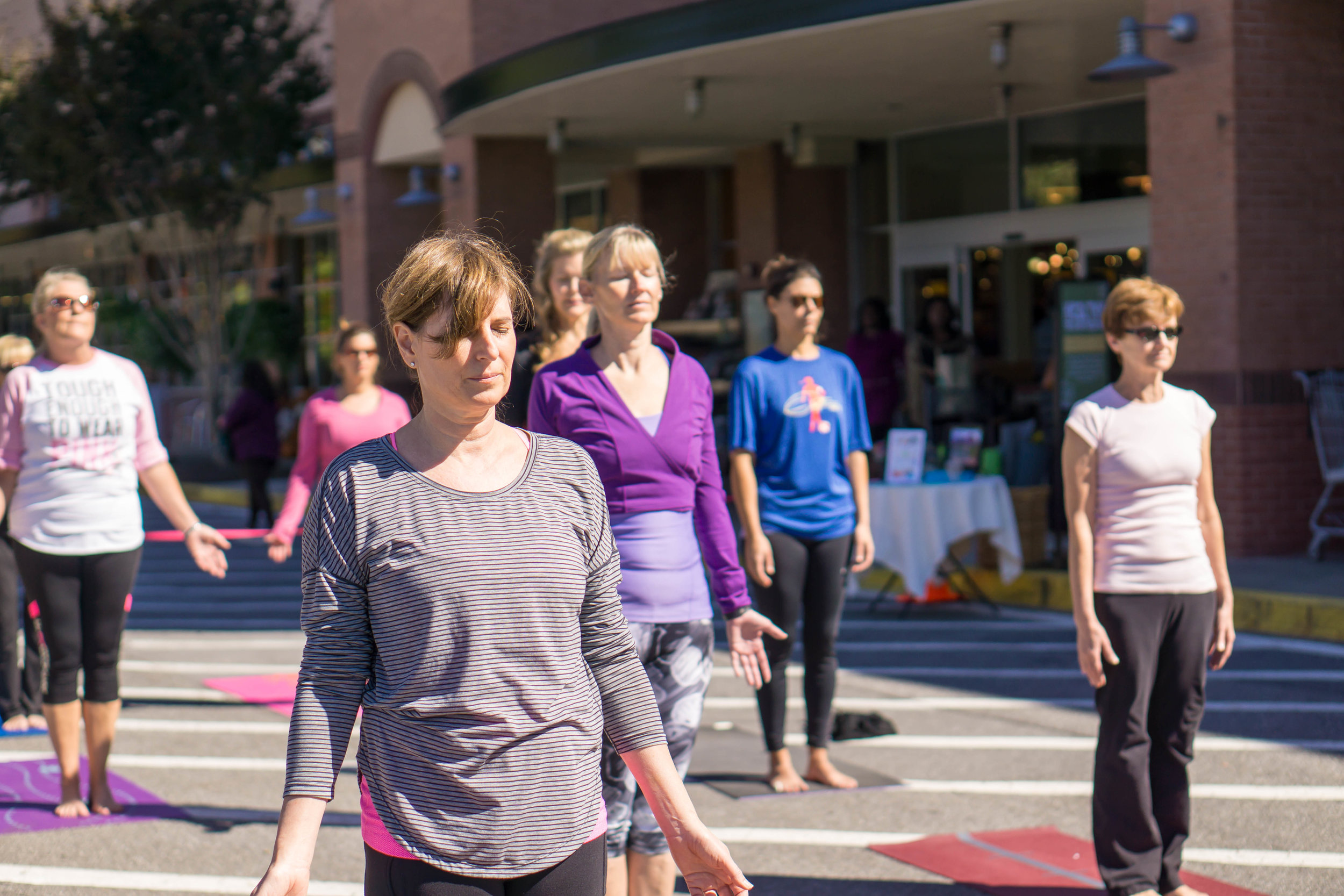 Whole Foods Johns Creek - Yoga Studio Johns Creek Yoga Event