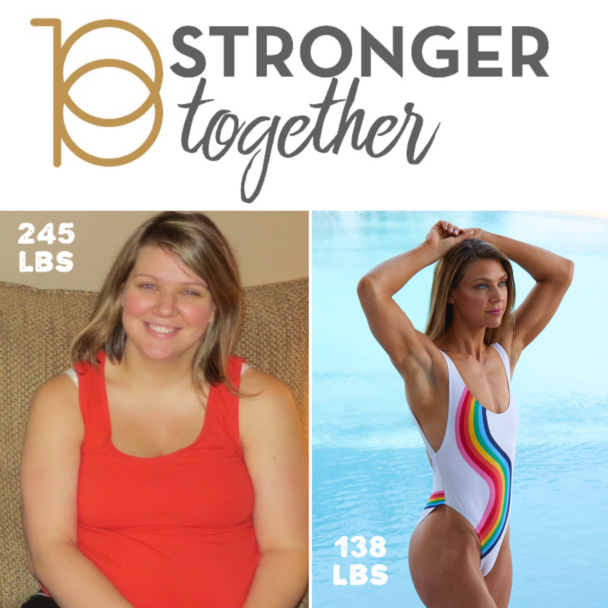 - TONIGHT at 7:00pm CST, I will be going LIVE in my B STRONGER TOGETHER Membership Community for our monthly Q&A session!Ask me all of your mindset, healthy habit, nutrition and workout questions in this interactive session for only $9/month AND receive EXCLUSIVE CONTENT:+ MONTHLY FACEBOOK LIVE Q&A WITH BRIANNA+ FACEBOOK LIVE INTERVIEWS WITH REAL PEOPLE WHO SHARE THEIR WEIGHT LOSS JOURNEYS & SUCCESS STORIES+ INTERACTIVE ASSIGNMENTS TO BUILD YOUR MENTAL STRENGTH+ BRIANNA'S FULL WORKOUTS+ HEALTHY RECIPESCan't wait to see you all TONIGHT at 7:00pm CST for this LIVE Q&A!