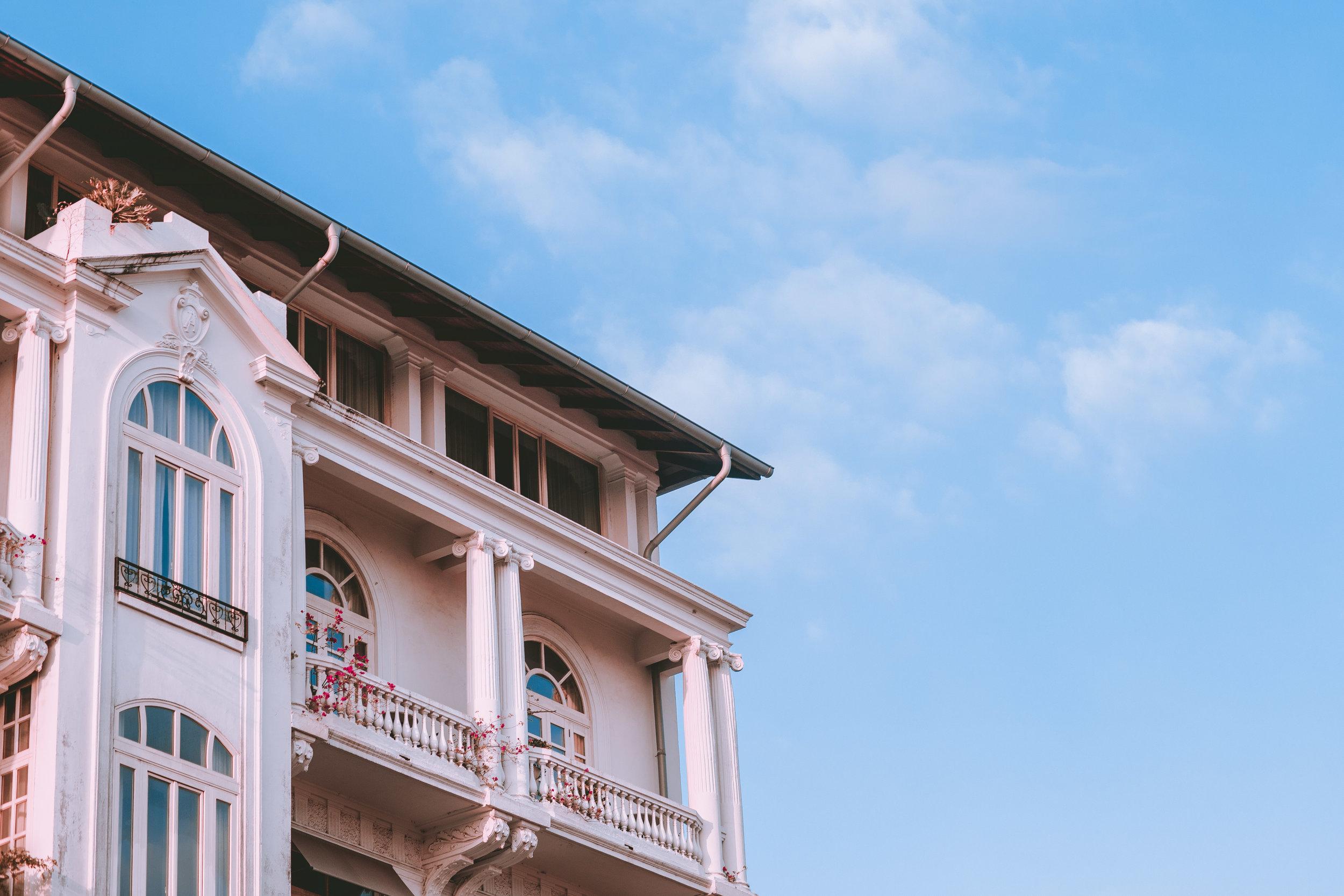 Casco Antiguo - Una tarde llena de color.
