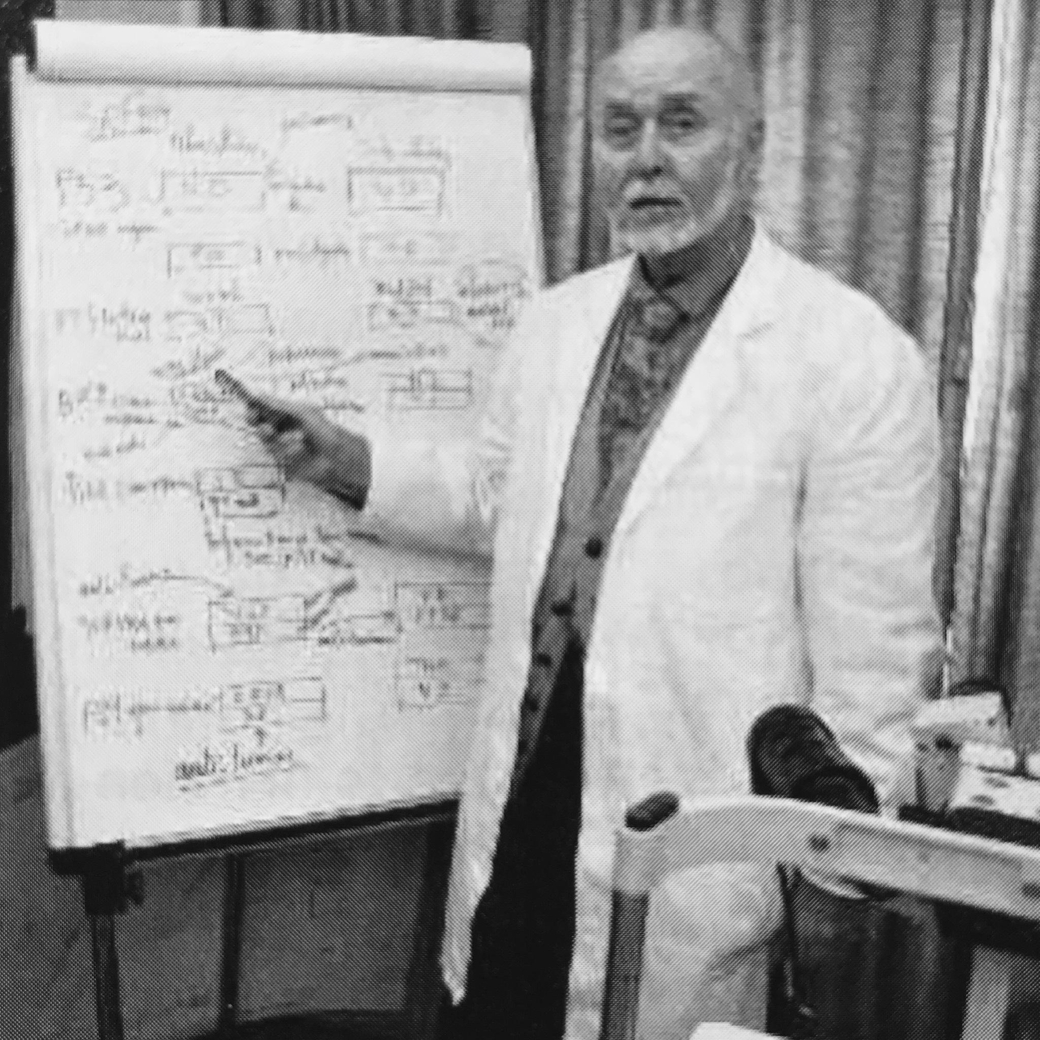 The Author, Professor Serge Jurasunas