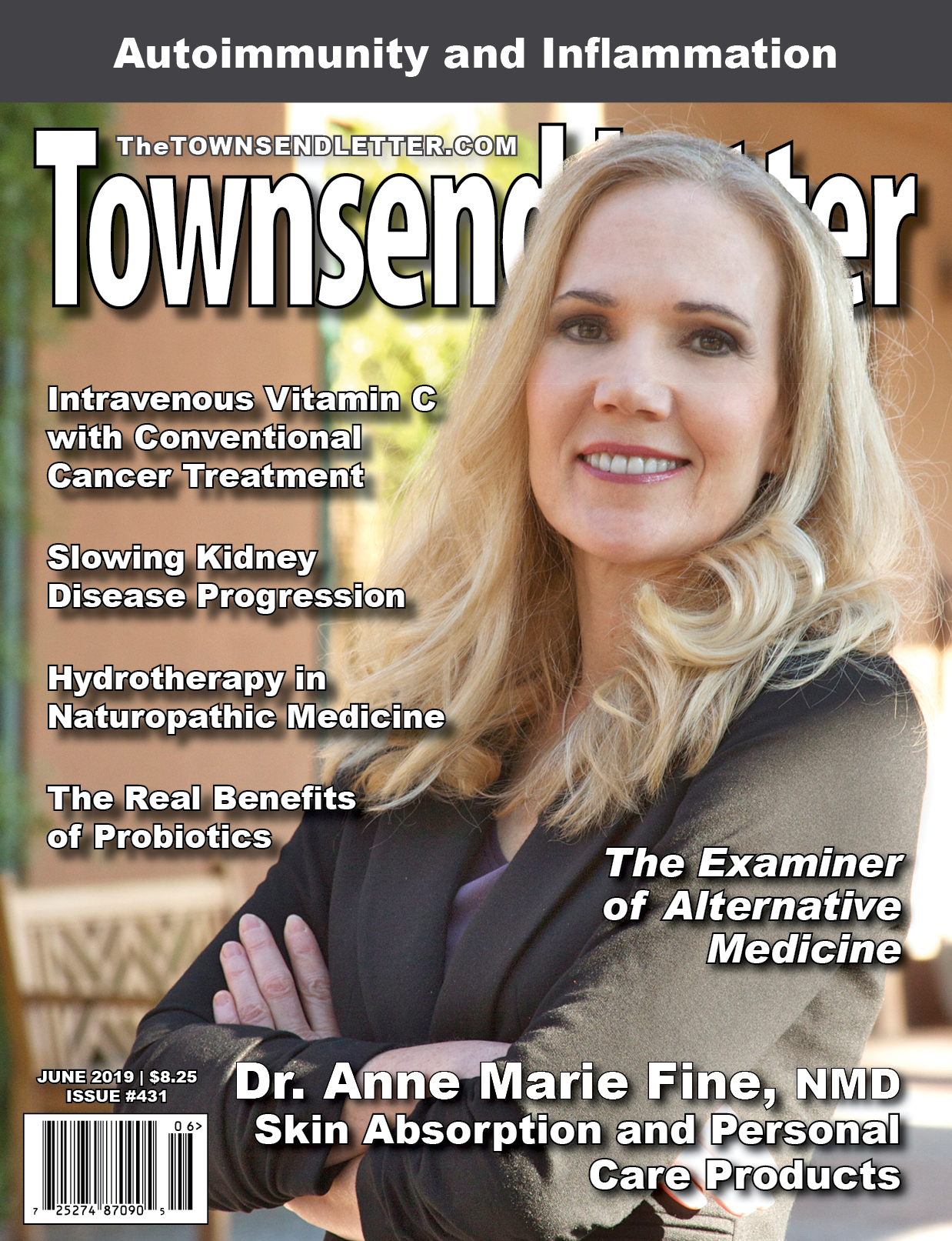 Our June 2019 issue  #431