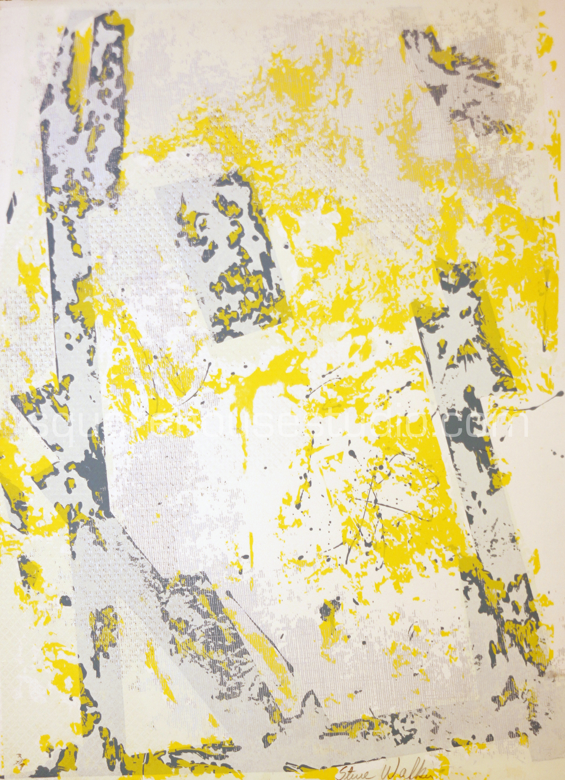 "Textured Window , 22"" x 32,"" original edition, $625 framed / $475 unframed, Available as giclée print—$450 framed / $300 unframed"