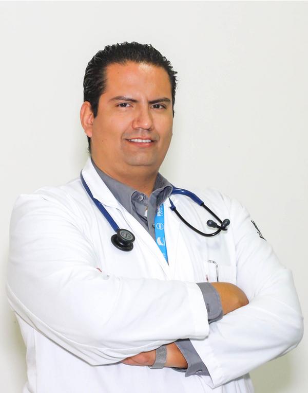 Gerzainn Lastra D.  Médico Geriatra