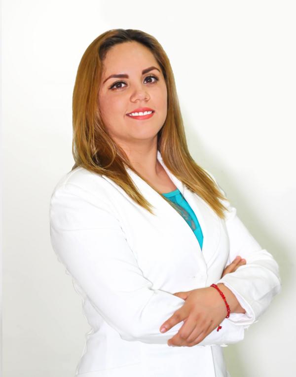 Mercedes M. Jalapa  Gerontóloga y Fundadora