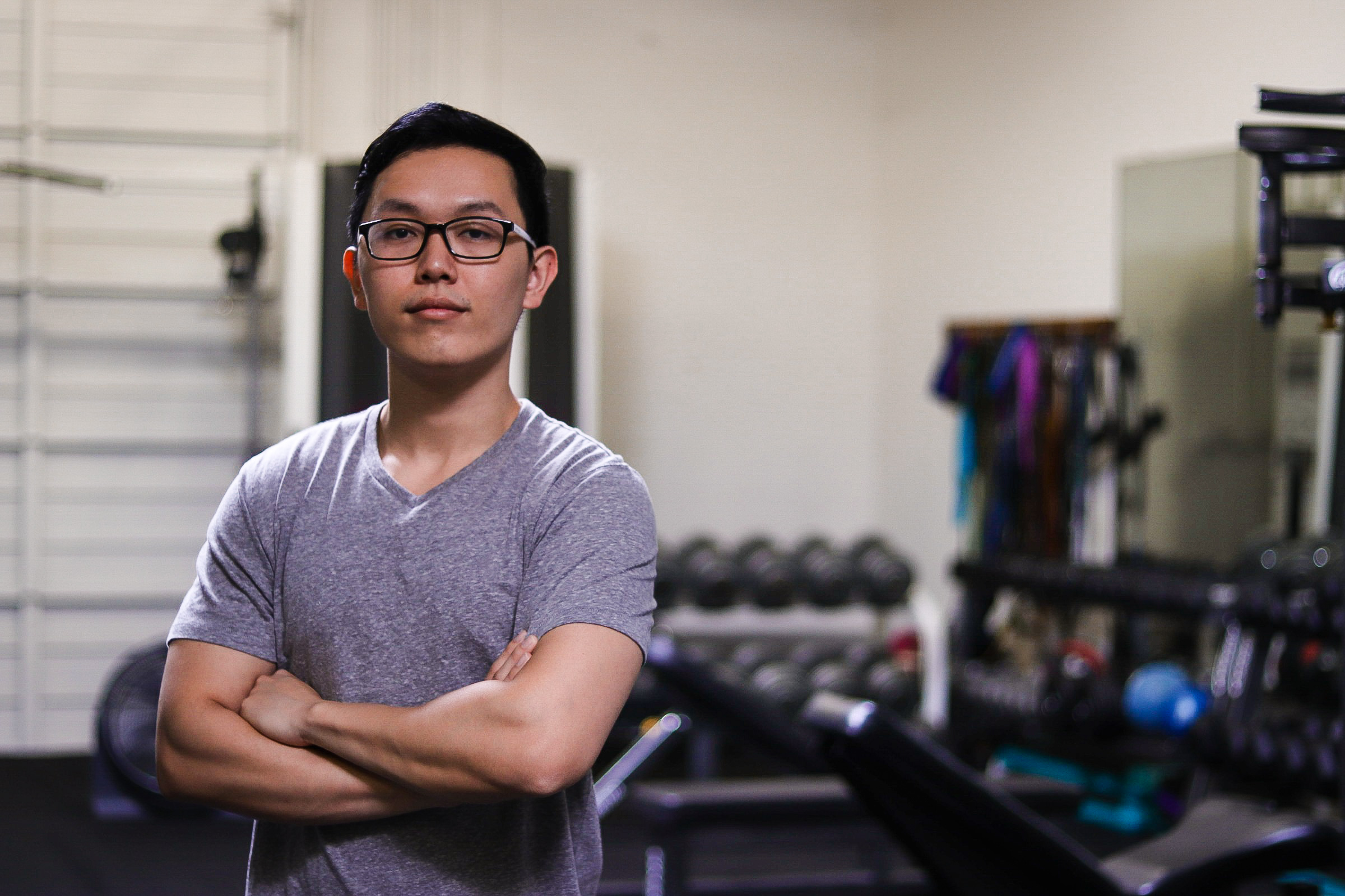 Quan Trieu - NSCA  Certified personal trainerBachelor in exercise and Science
