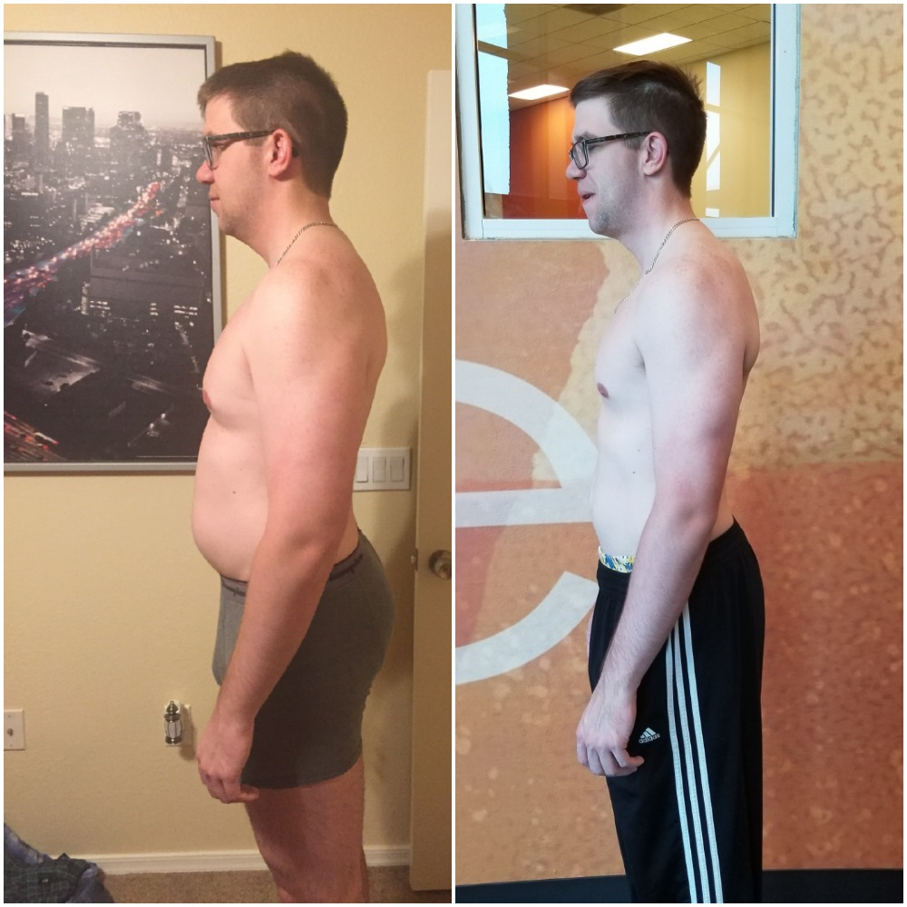 Michael - As an engineer, Michael spend most of his day on the computer behind the screen. He told us that many of his co-workers were very unhealthy and overweight, and he knew that it would be his path if he didn't make any changes. So with our help, we kick started his fitness journey and transformed his life!