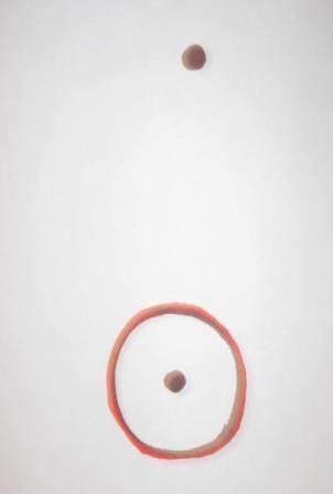 One, zero, circle, centre, circumference, radius, whole.