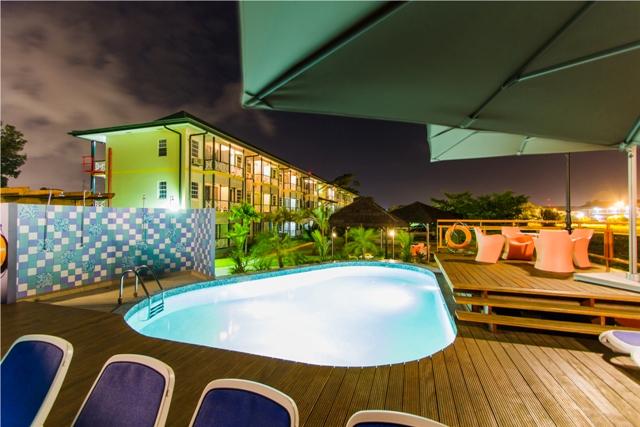 Eco Resort, Pool Night.jpg