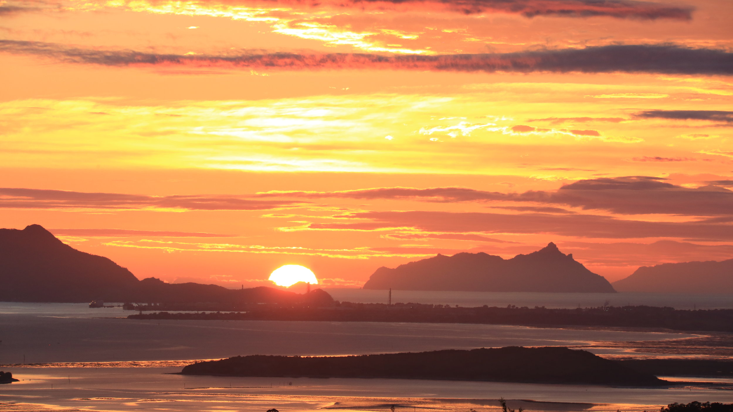 Sunrise Whangarei
