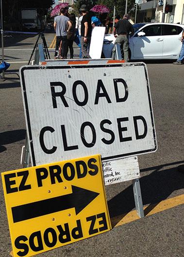 Permits & Road Closures