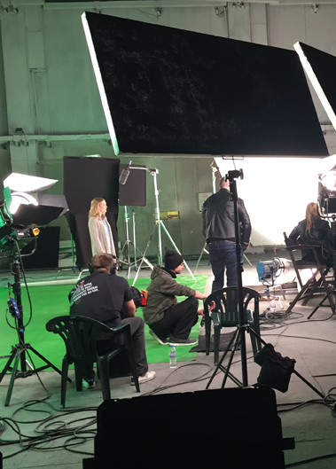 Video Production / Green Screen
