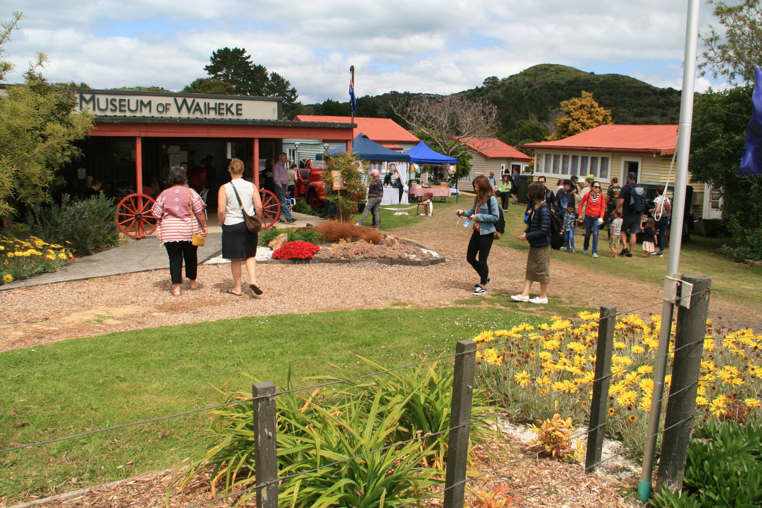 Waiheke Island Historical Society - We operate the Museum of Waiheke (on Onetangi Straight), and provide events of historical interest to the community. Volunteers will help with hosting visitors to the museum; archiving; museum management. There are no costs involved in volunteering, although we encourage people to become Society members ($20/year). Volunteering time averages approximately four hours per month.Contact: Mark James / tmarkjames@yahoo.com / 022 066 0175Website: www.waihekemuseum.org.nz