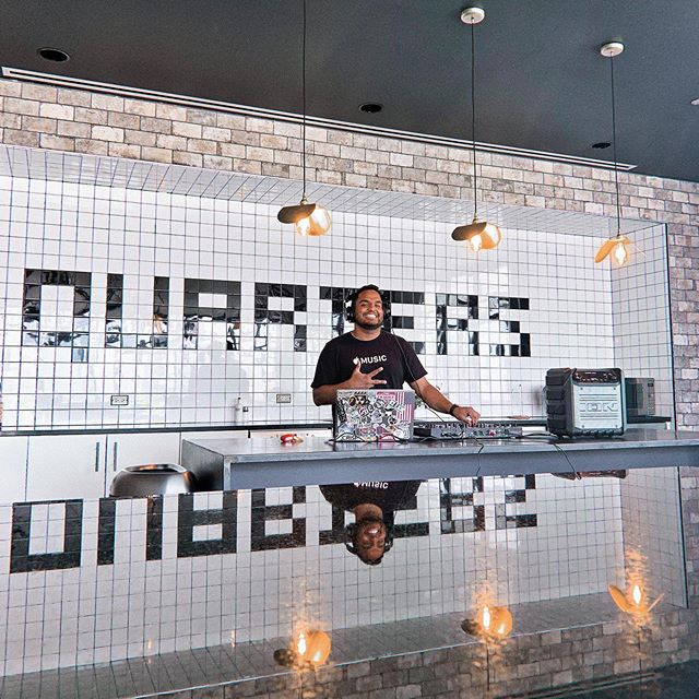 🎶New DJ residency at @goquarters rooftop �  DATES🎉 June 20th June 27th July 2nd