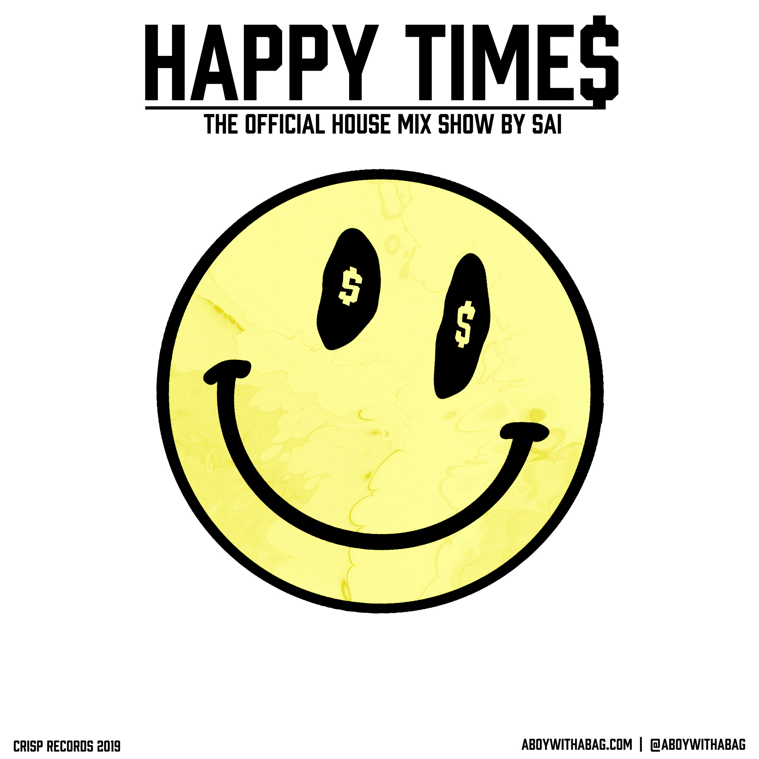 HAPPY TIMES ABOYWITHABAG podcast show by SAI