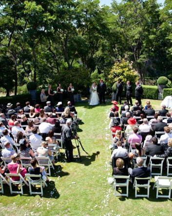 Katherine & Richard<br>Married at the Hilton, Lake Taupo on 8th January, 2011