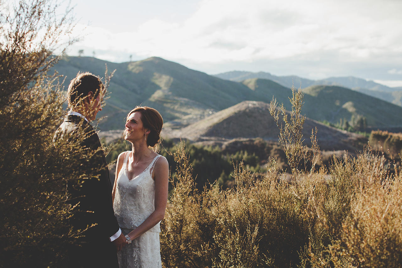 Janneke & Chris<br>Married at Poronui, Taupo on 9 November 2013