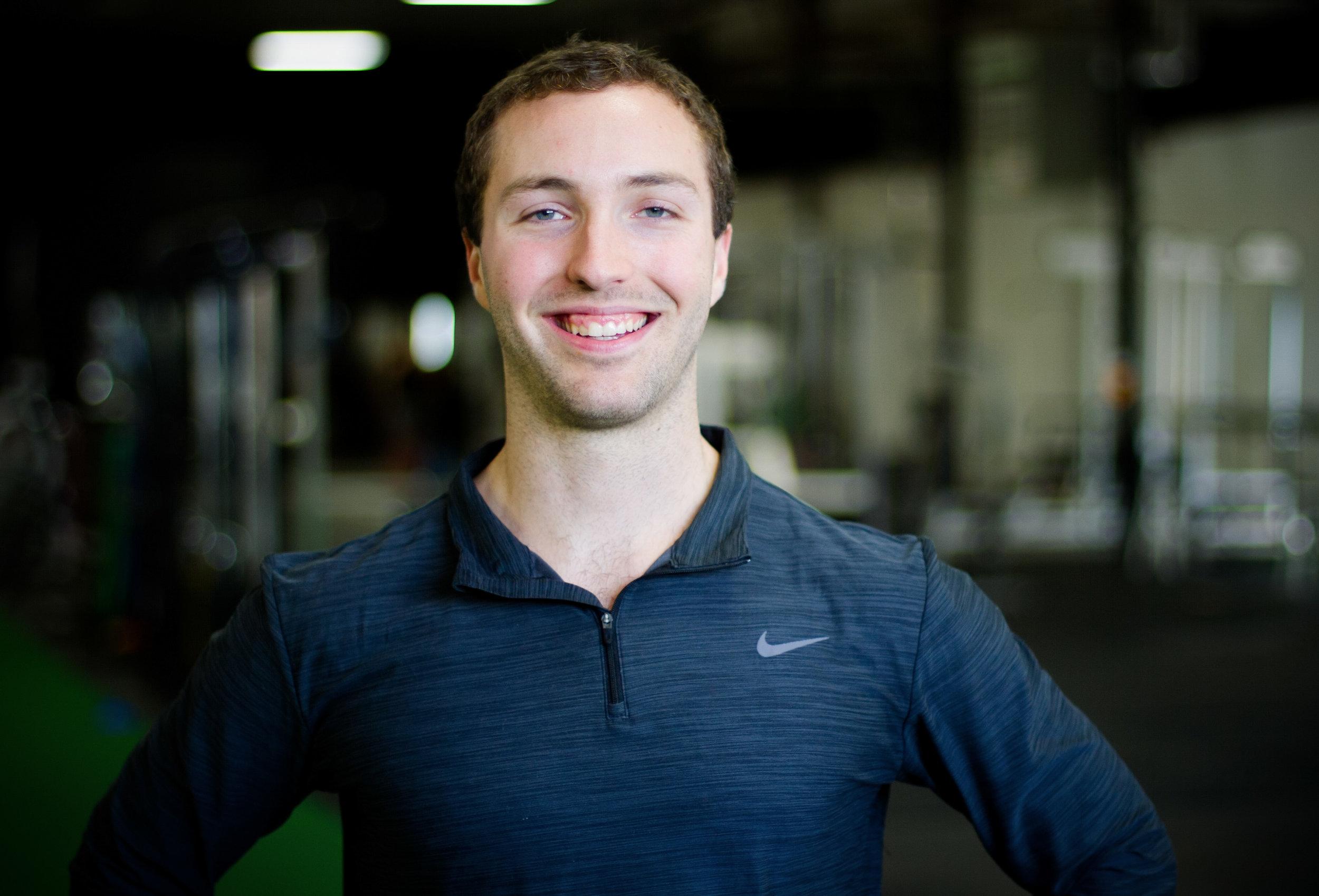 Evan Claxton    Coach.  B.S. Exercise Science U of M. NSCA-CSCS. Performance Specialist. Lifestyle enthusiast.Giant heart. Versatile athlete.