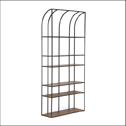 Jottergoods Arc Shelf