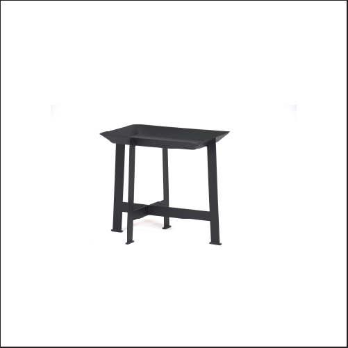 Jottergoods Carbon Side Table