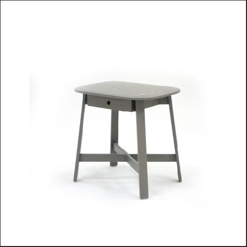 Jottergoods Coal Side Table