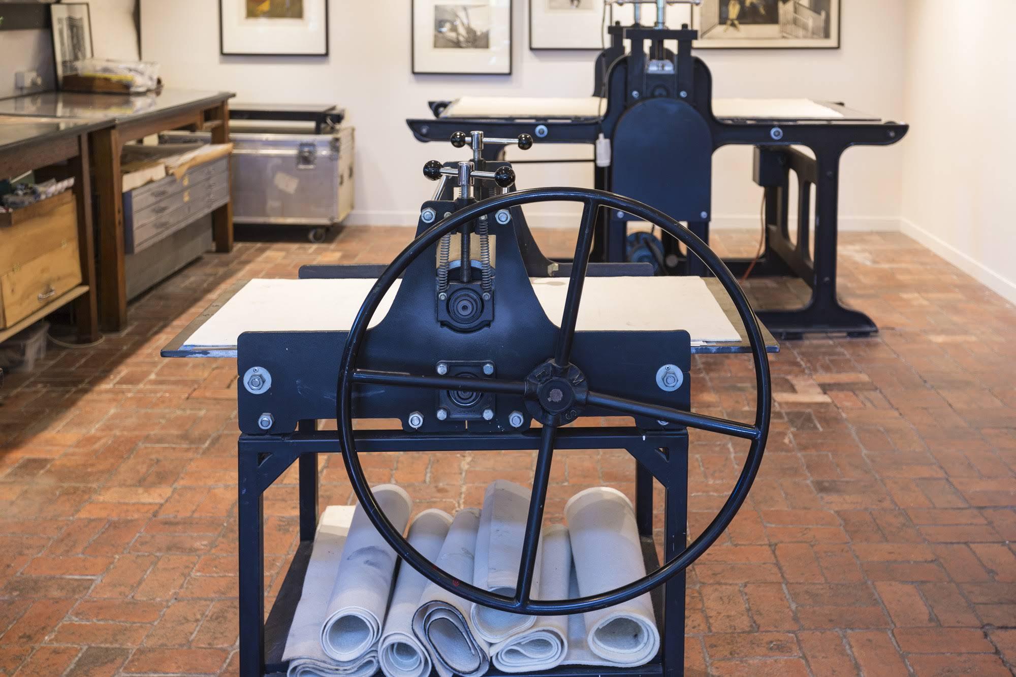 MES etching press