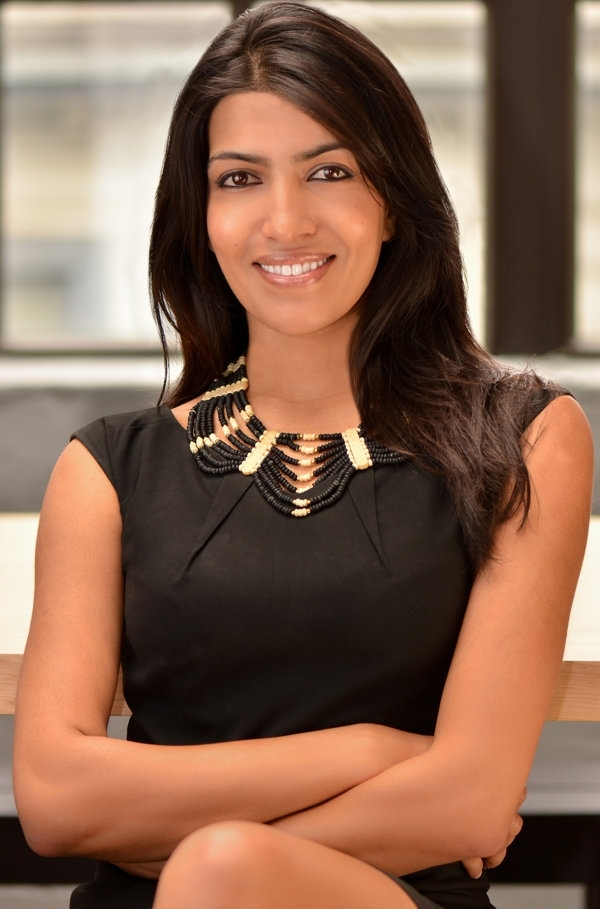 2. Leila Janah - What we love about her is that she found her calling in the most unusual way. The philanthropic Indian American who wants to make the world a better place by devising a social mission to end global poverty by giving work to people in need. CEO and chairman of samasource and LXMI.