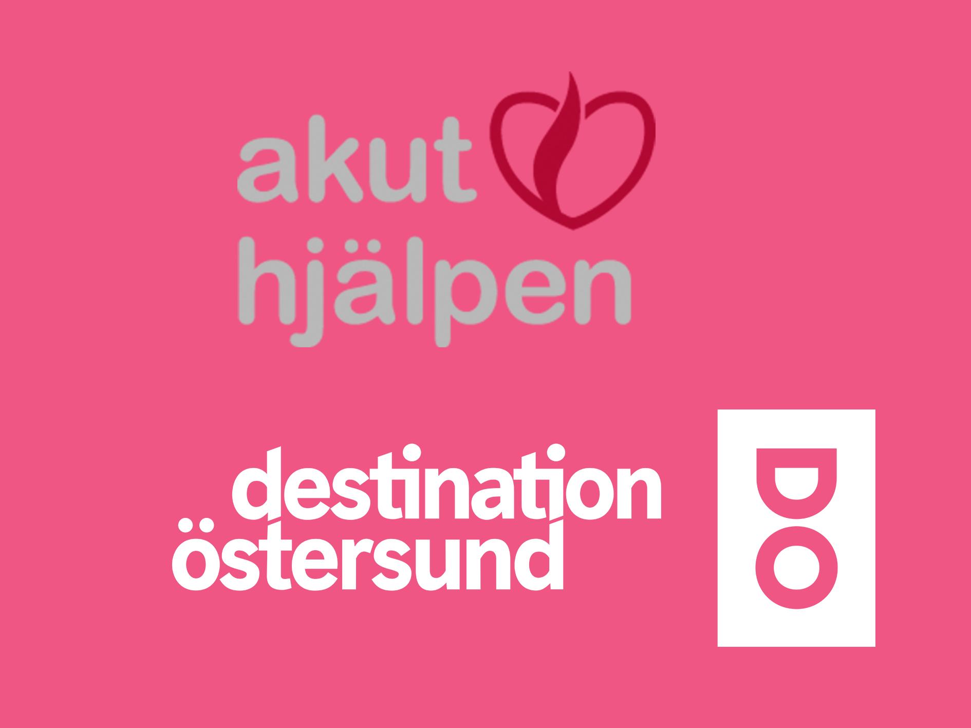 Var med och rädda liv tillsammans med Akuthjälpen och Destination Östersund!   Vad gör du om din kollega eller kund plötsligt faller ihop? Är det hjärtstopp, stroke, epilepsi eller något annat?För att du skall vara trygg i att våga ingripa och kunna rädda liv, så ordnar vi en kurs för våra medlemmar.  Tillsammans med Akuthjälpen ordnar vi ett utbildningstillfälle. Du kommer att få lära dig hjärt-lungräddning, vad du gör om någon sätter i halsen, lägga en person i stabilt sidoläge och hur en hjärtstartare fungerar.   Avsätt 2 timmar av din dag, det kan vara skillnad på liv och död för en kompis, anhörig, kollega eller kund. Även andra akuta sjukdomsfall tas upp, ex stroke, diabetes. Mycket praktiska övningar och teori som blandas. Utbildningen leds av instruktörer ifrån Akuthjälpen, vilka också jobbar inom ambulanssjukvård/räddningstjänst.   Datum:  19/2 kl 8.00-9.45  Plats:  Storsjöteatern  Pris:  550 kr/pp ex moms, faktureras respektive företag  Anmälan:  Niklas, 070-512 16 91, info@akuthjalpen.se  Anmälan sker senast 13/2, minst 8 pers max 15 pers/tillfälle för genomförande.     Välkommen önskar Destination Östersund & Akuthjälpen