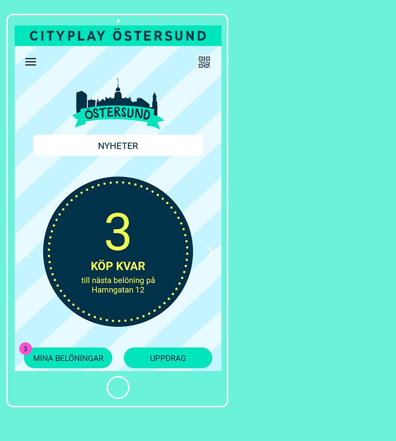 CityPlay - Skapa uppdrag och erbjudanden till dina kunder med CityPlay Läs mer…