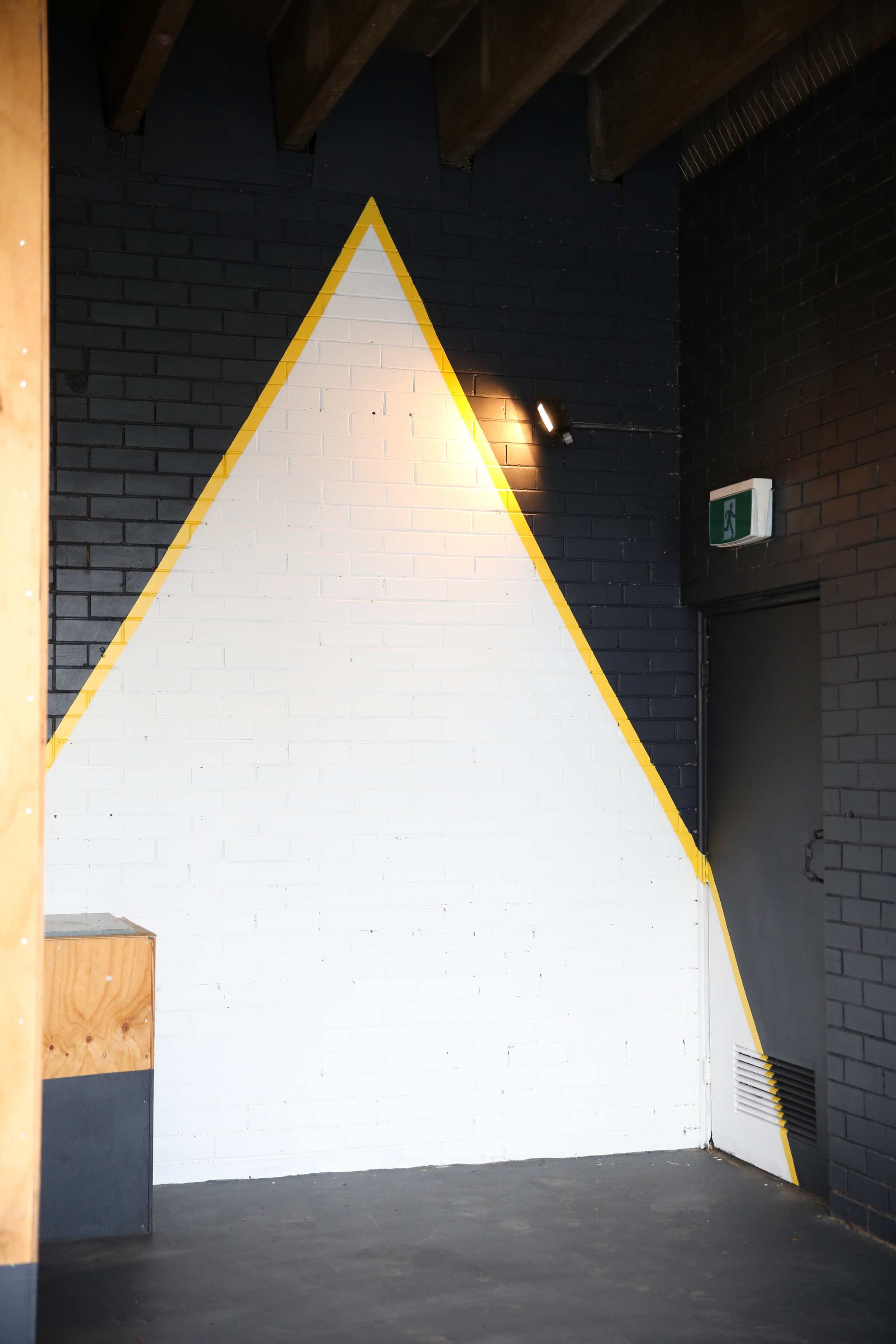 Small Talk Events Triangle