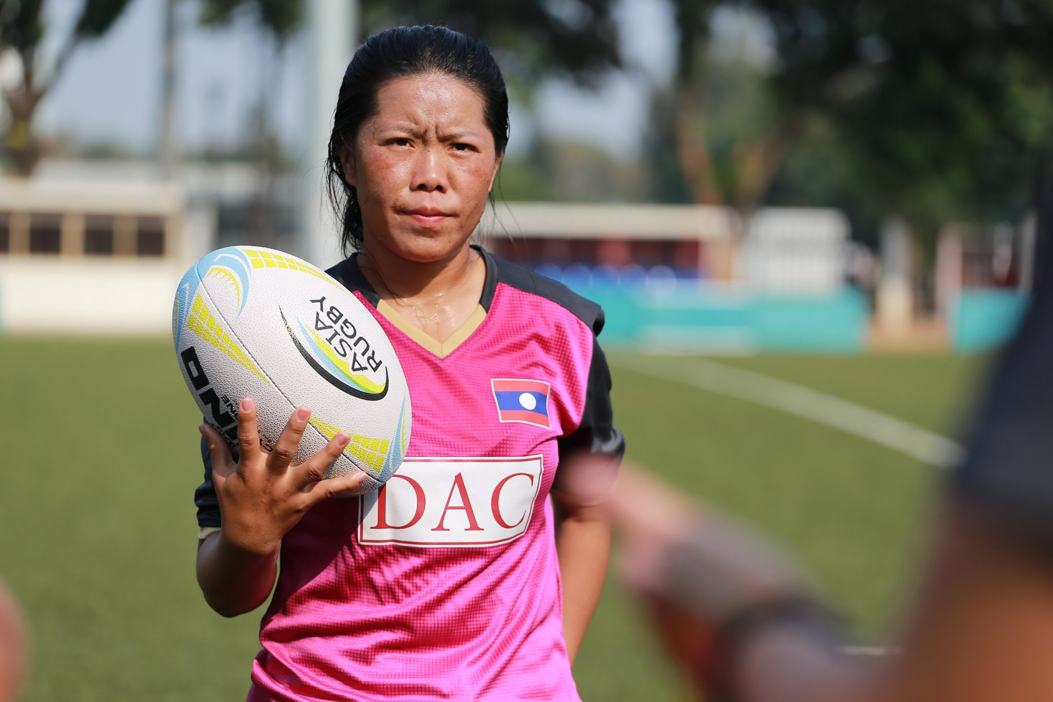 One of BBC's 100 Women 2018, as well as Forbes 30 under 30, Lao Khang works at the Lao Rugby Federation to expand rugby in Laos. Lao Khang coordinates over 50 Coaches and more than 100 teams in her home province of Xieng Khouang.