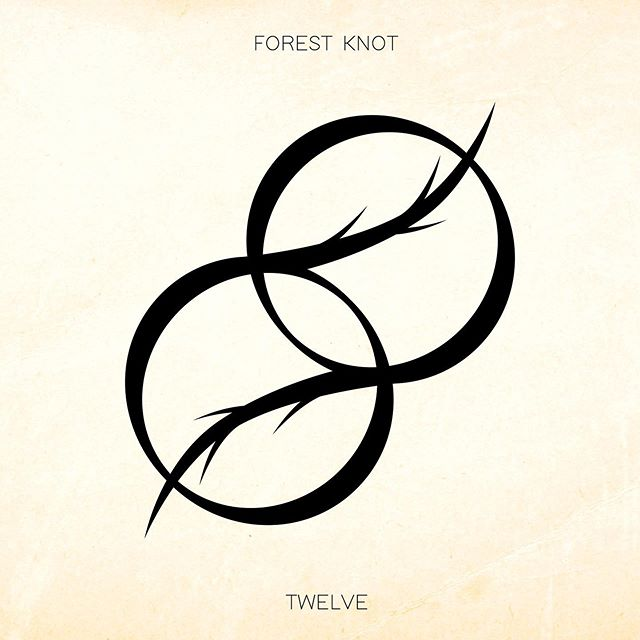"""Every Forest Knot song is now compiled on the album """"Twelve"""" on all online streaming sites.  Vinyl preorder is available in bio . . . . #forestknot #downtempo #electronicmusic #electronica #newmusic"""