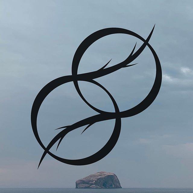 Inspiration Series 15: Bass Rock, Scotland . . . . #newmusic #electronica #downtempo #forestknot
