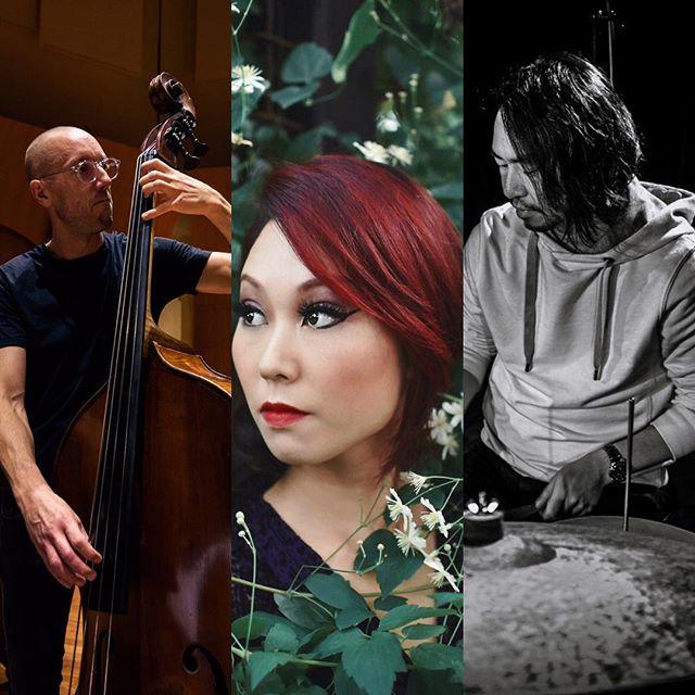 På lördag den 6/4 spelar denna fina trio på Göteborgs fantastiska jazzklubb Unity! Vi ger oss på musik av Kenny Wheeler och John Taylor och kanske att några egna kompositioner smyger sig in. Vi går på scen efter 20.00 någon gång. Glöm inte att prova något från kökets grymma meny och vinlista! Naoko Sakata - piano, Thomas Markusson - kontrabas och Shinya Fukumori - trummor. @shinyjazz @tmarkusson @unityjazzclub #jazz #pianotrio #göteborg #kennywheeler #johntaylor #naokosakata #gothenburg #livemusic #unityjazzclub