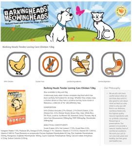Barking Heads Amazon Store