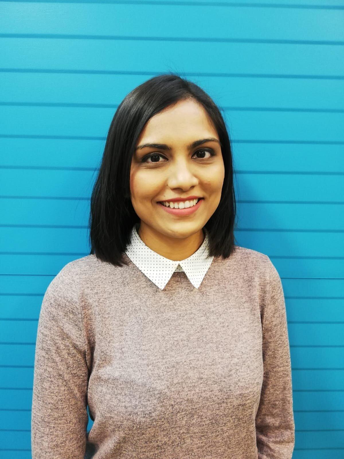 Apurva Karnavat - Digital Marketing Executive