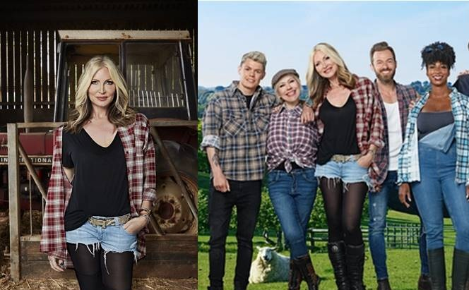 Celebs On The Farm - 5 Star2019