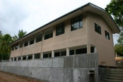 SGV – new building now complete
